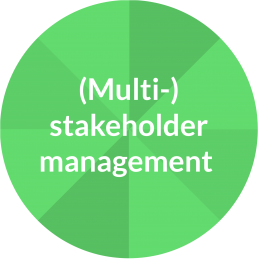Multi stakeholder Management