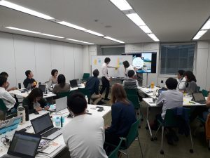 Materiality workshop ASICS Japan