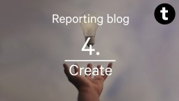 Reporting for Positive Change: Create